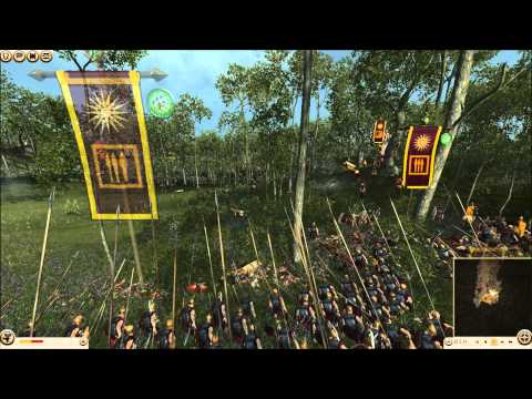 "Total War: Rome II Online Battle #0230 - ""Empire of the Mind"""