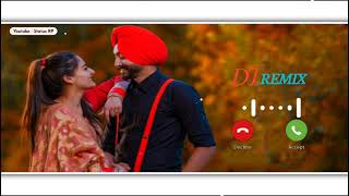New Ringtone 2021 || Punjabi Song Ringtone || New Punjabi Ringtone || DJ remix Punjabi Ringtone