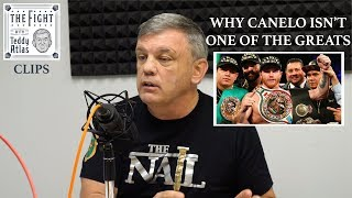 Is Canelo Great? Teddy Atlas Shares His Thoughts | CLIP | THE FIGHT with Teddy Atlas