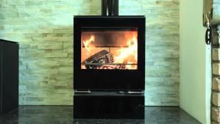 Stovax Riva Vision Midi (7kw) Wood Burning & Multifuel Stove