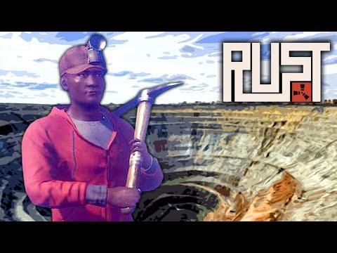 MONSTROUS  MINING QUARRY ★ Rust (13): Survival Games thumbnail