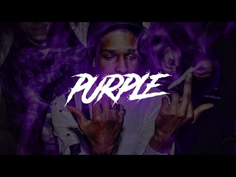 'PURPLE' Hard Heavy Distorted 808 Trap Beat Rap Instrumental | Prod. Retnik Beats | Lex Luger Type