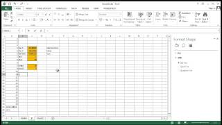 #6.2 Basic Excel Tutorial - minimum Maximum min max large small function function arguments count