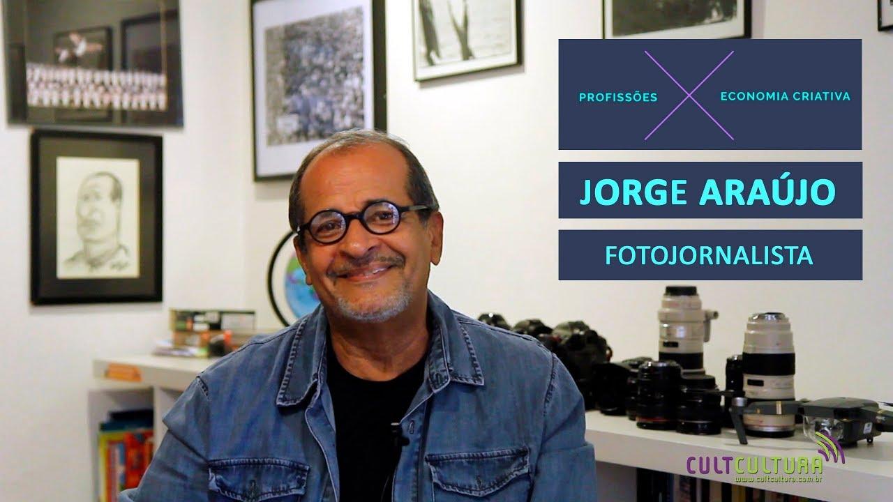 As aventuras de um fotojornalista, com Jorge Araújo