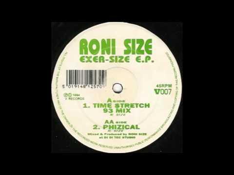 Roni Size - Timestretch