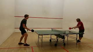 Playing Table Tennis at Loughborough Leisure Centre! (England, UK)