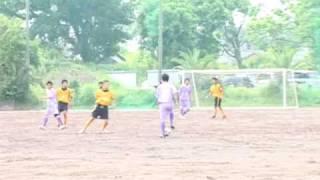 2009/6/7 スルガカップ vs東海大付属翔洋高校(前半)NO2