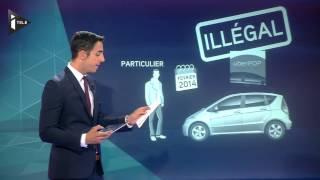 Si le service UberPOP est illégal, pourquoi continue-t-il de fonctionner?