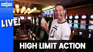 🔴HIGH LIMIT ROOM 🎰 Progressive WIN @San Manuel Casino ✪ BCSlots