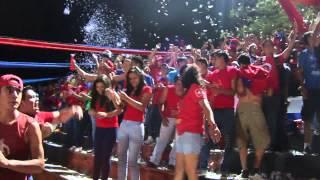 Turba Roja En San Miguel - Decime zope que paso en el barraza♫♪