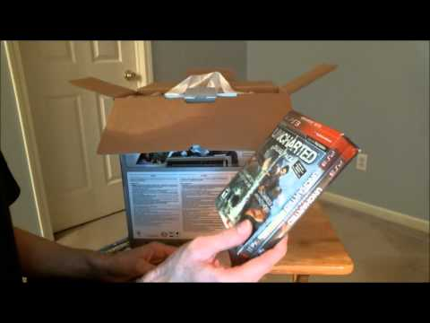 Sony PlayStation 3 320GB Unboxing Video. (Toys R Us).