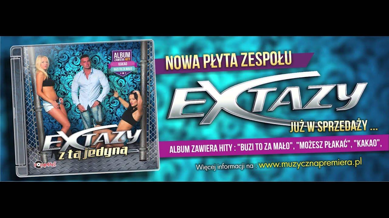 EXTAZY - JEDZIESZ /Audio/Album Version/ DISCO POLO