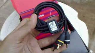 Unboxing the Nokia 5800 XpressMusic