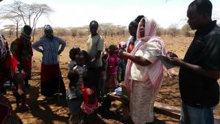 Food & Medicine Relief for the Turkana Tribe