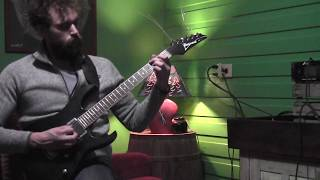 """Between the Buried and Me """"Yellow Eyes"""" GUITAR COVER"""