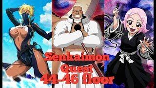 Bleach: Brave Souls Senkaimon Quest 44-46 floor