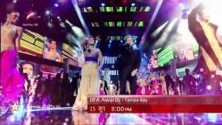 IIFA 2014  Promo: Hrithik  Roshan with the Hollywood star , John Travolta