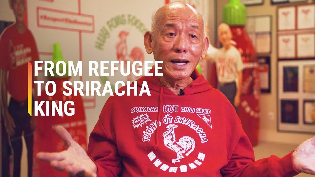 Sriracha éget zsírt