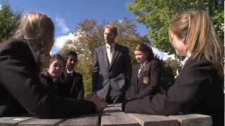 Обучение в Великобритании: Caterham College