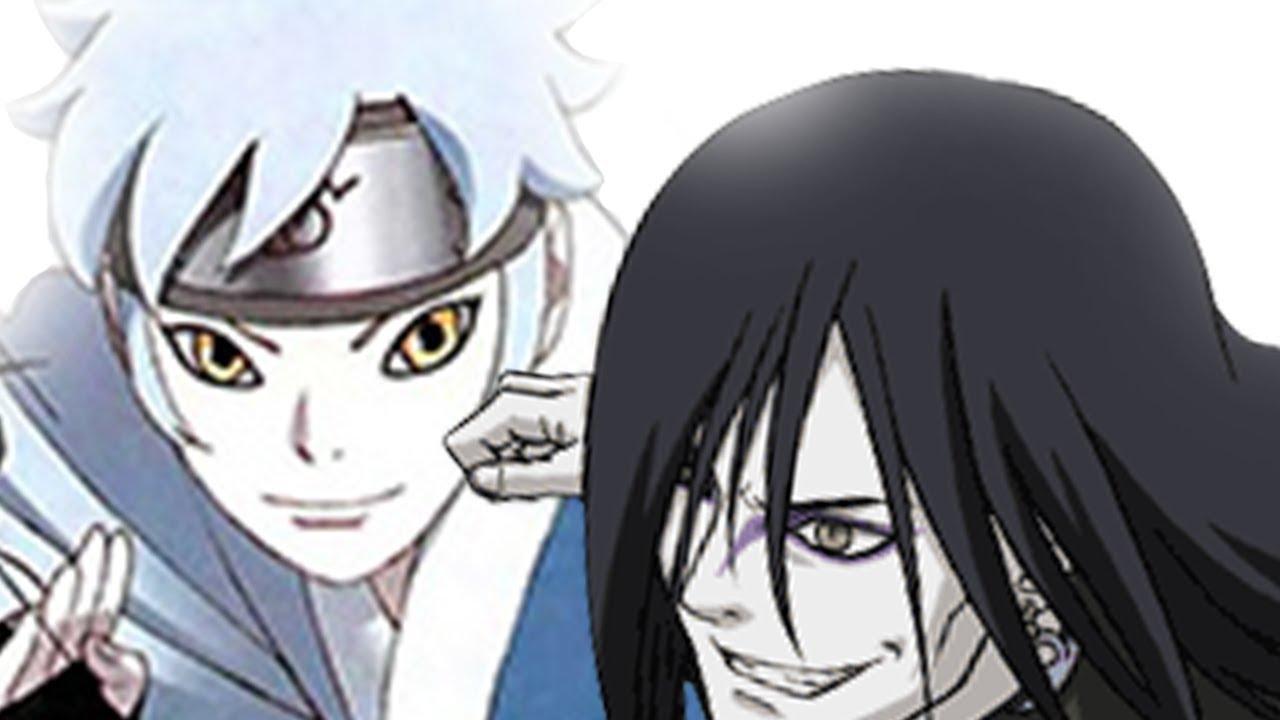 Orochimaru And Mitsuki Father & Son Boruto Manga 2016 (Fan ...