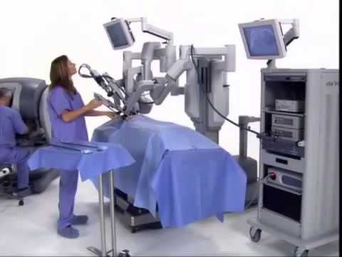Robotic Surgery at UAMS using da Vinci Surgical System