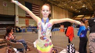 Детский спорт в США, Гимнастика, Интервью с мамой гимнастки :) Соревнования, Цены, Тампа, Флорида