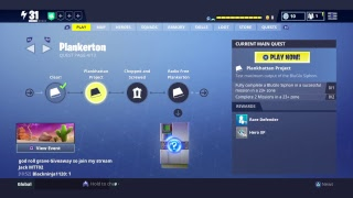 Fortnite Save the world give away