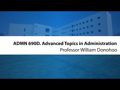 690D Advanced Topics in Administration / Low Cost Low Price Section A