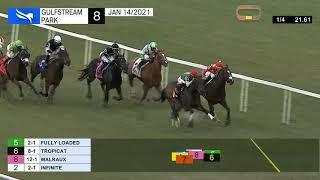 Vidéo de la course PMU STARTER ALLOWANCE 1000M
