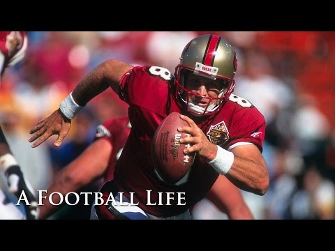 Steve Young: A Football Life | OFFICIAL Trailer | NFL Films