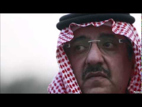 Saudi King's Death Clears Succession Route