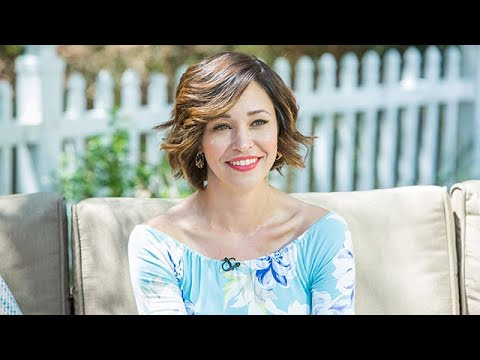 Autumn Reeser visits  Home & Family