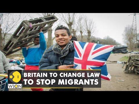4000 Migrants cross English channel   Latest English News   World News   WION