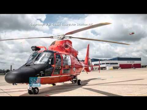 U.S. Coast Guard Air Station in Atlantic City Gives Thanks
