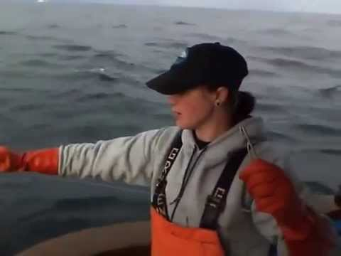 Commercial Salmon Fishing with Angela Amos