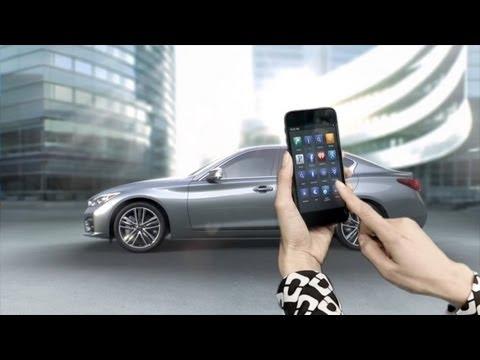 2014 Infiniti Q50 - Technology