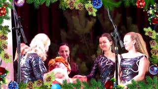 Новогодний парад Звезд! Гарем Султана)