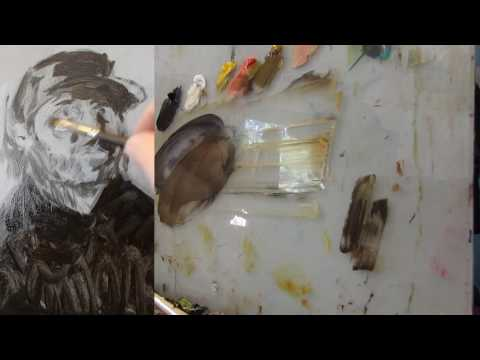 Painting Like Rembrandt part 1