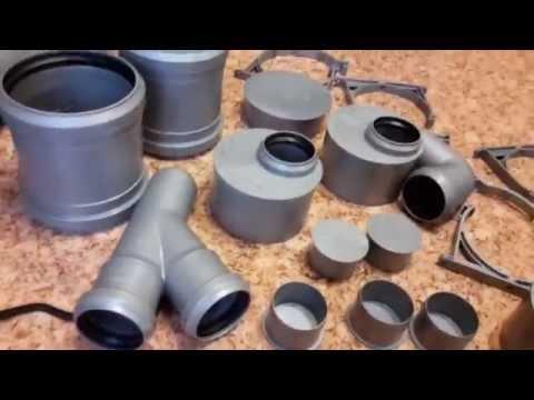 видео: Гидропонная установка dwc из пластиковых труб. Часть 1