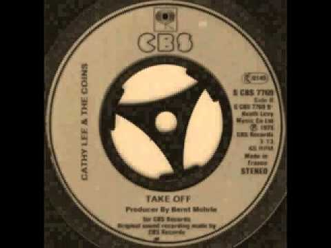 Cathy Lee & The Coins  Take Off Promo 7  1979