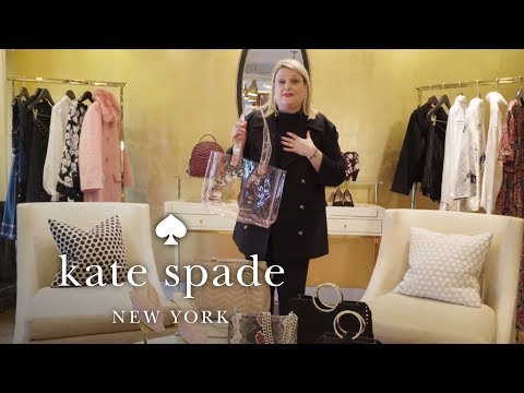 treat yourself! | september new arrivals | talking shop with tiffany | kate spade new york