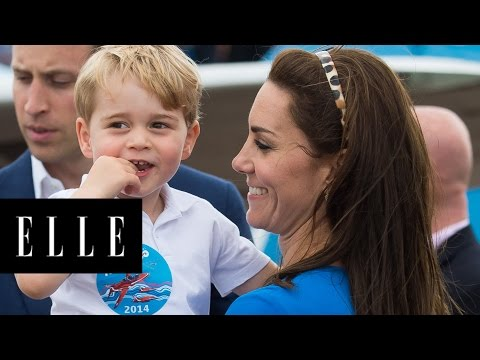 15 Times Prince George Was Adorable | ELLE