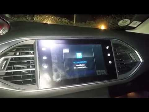 Peugeot 308 SMEG+ / SMEG Firmware Update HowTo Anleitung