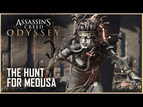 Assassin S Creed Odyssey The Hunt For Medusa Gameplay Preview