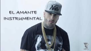 Nicky Jam - El Amante - INSTRUMENTAL