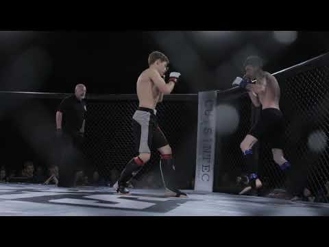 559 Fights #71 Flyweights Austin Burns VS  Beau Brooks