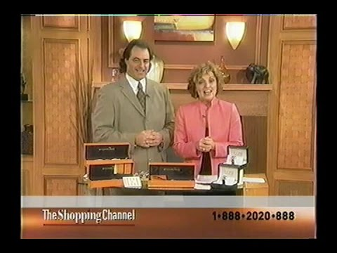 The Shopping Channel 2006_09_04 Larry Magen with BettyJean Allison 11AM