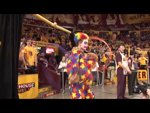 ASU Curtain of Distraction