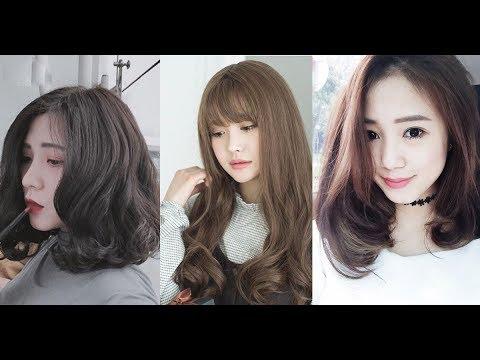 Mặt dài hay tròn, mặt gầy hay béo cứ cắt 3 kiểu tóc này là hài hòa ngay