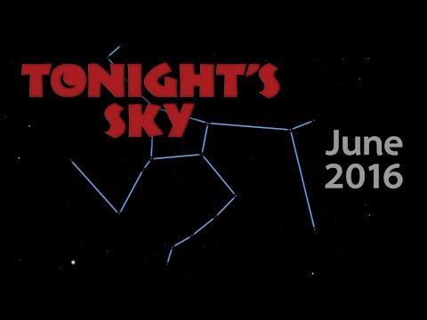Tonight's Sky: June 2016
